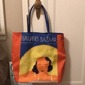 Estée Lauder Harper's Bazaar tote bag